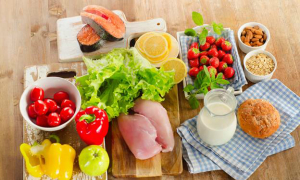 Thực đơn cho người cao tuổi chán ăn