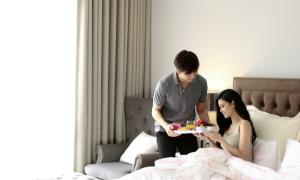 Bí quyết giữ hạnh phúc của Trương Quỳnh Anh