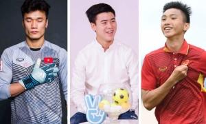 Những cầu thủ Việt Nam cao trên 1,8 m