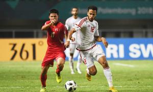 Chiều cao của cầu thủ Các tiểu vương quốc Ả Rập