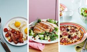 Thực đơn giúp bạn thon gọn mà vẫn giữ cân nặng