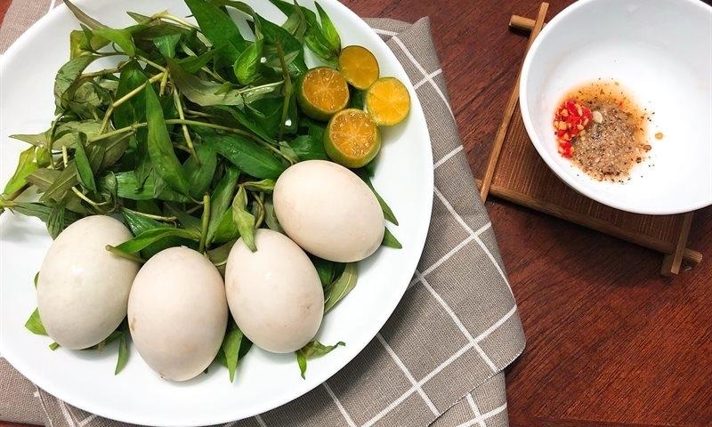 Nằm mộng nhặt được rất nhiều trứng vịt
