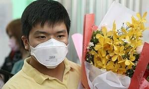 Bệnh nhân viêm phổi ở Chợ Rẫy xuất viện