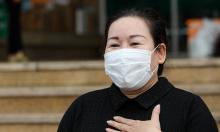 Nữ điều dưỡng Bạch Mai: 'Được hít thở khí trời là hạnh phúc'