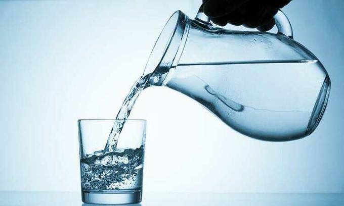 6 thời điểm nên uống nước
