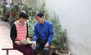 Gia đình bệnh nhân ung thư chia sẻ câu chuyện vượt khó