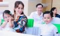Khánh Thi: 'Nutrihome là nơi tuyệt vời chăm sóc dinh dưỡng, vận động cho mọi gia đình'
