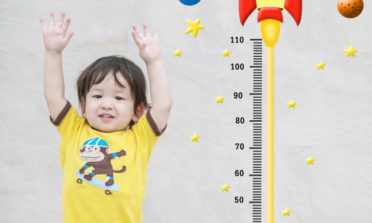Yếu tố nào tác động đến chiều cao của trẻ?