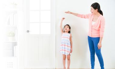 Các yếu tố giúp phát triển chiều cao cho trẻ