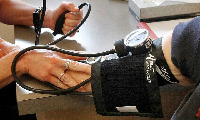 Thang điểm chẩn đoán nguy cơ cao huyết áp