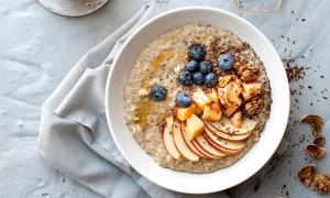 7 thực phẩm giảm cholesterol cho runner