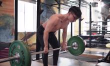 Bài tập lưng cơ bắp cho phái mạnh
