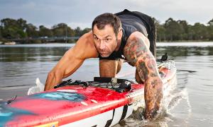 Người đàn ông sức khỏe tốt nhất Australia