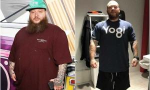 Giảm 57 kg trong 9 tháng