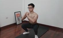 Bài tập cho đôi chân phái mạnh