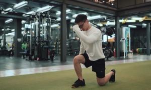 Bài tập tốc độ cho đôi chân khỏe