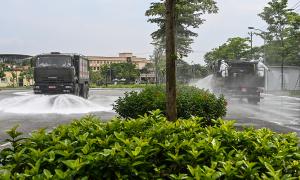 'Covid-19 tại viện Nhiệt đới Trung ương có thể do lây nhiễm chéo'