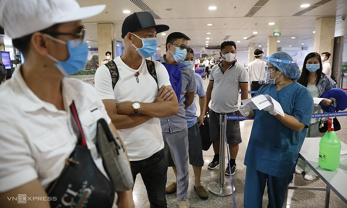 Nam thanh niên du lịch TP HCM khả năng mắc Covid-19 ở Đà Nẵng
