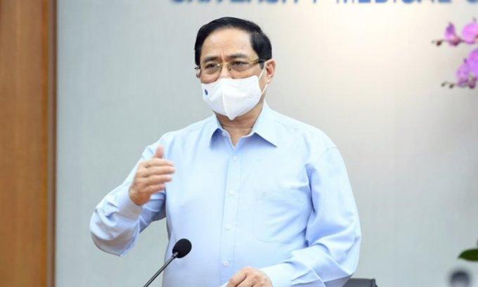 Thủ tướng: 'Một số bệnh viện đã mất cảnh giác'