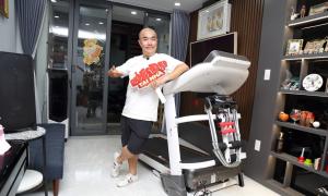 Sao Việt cùng Elipsport thực hiện chiến dịch 'Khỏe đẹp tại nhà'