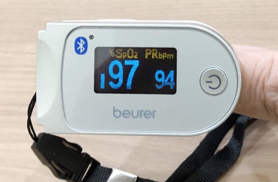 Máy đo SpO2 tác dụng gì với bệnh nhân Covid-19?