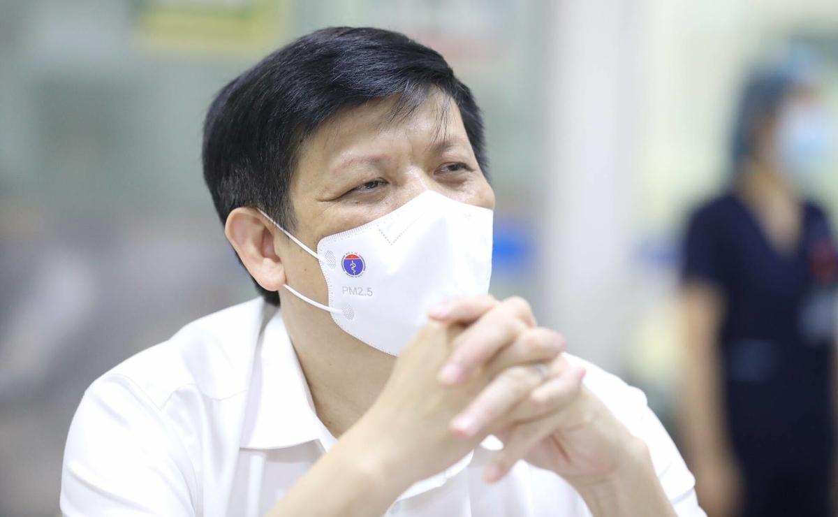 Bộ trưởng Y tế: 'Chuẩn bị cho trận chiến bền bỉ'
