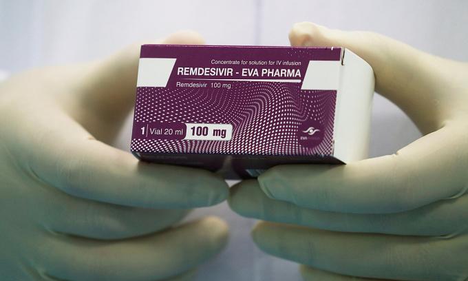 Thuốc remdesivir hiệu quả ra sao?